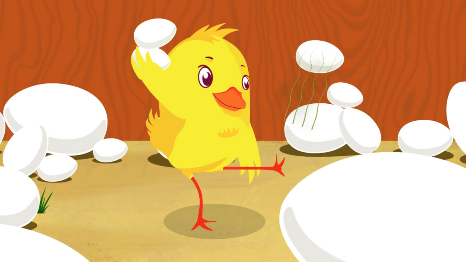 Deal Chicken Commercial